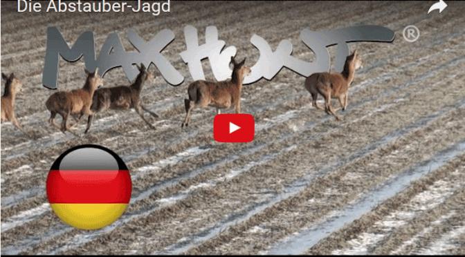 Die Abstauber-Jagd von Max Hunt